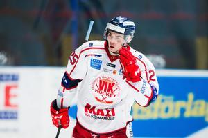 Patrik Blomberg sägs vara klar för spel i Timrå nästa säsong. Bild: Kenta Jönsson/Bildbyrån