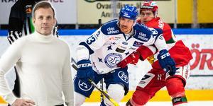 Conny Strömberg tycker att Leksand har fler spelare som ger det lilla extra för att vinna, jämfört med Mora. Foto: Bildbyrån/Mittmedia (montage)