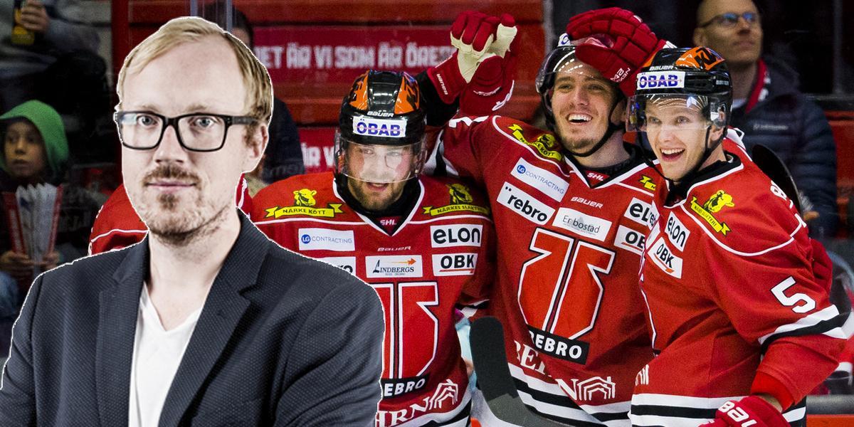 Hellsing: Örebro fick Maxutdelning – det här laget är redo att slåss om roligare saker än undvika kval