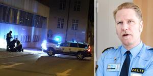 Lokalpolisområdeschefen Josef Wiklund har tillsatt en grupp som ska komma åt personer som begår många brott.
