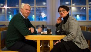 När Bengt Fransson berättade att han skulle på Seinabo Sey för sina yngre kollegor visste de inte vem hon var. Men efter att han hade visade några av hennes mer kända låtar trillade polletterna ner. På konserten var han tillsammans med Ulla-Lena Fransson.