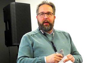Johan Nestor lämnar jobbet som varuhuschef i Borlänge. Foto: Bo Persson