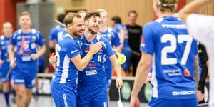 Kristoffer Asp spelade fram till Alexander Hallvars Persson som avgjorde matchen mot Wibax-Piteå.