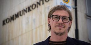 Martin Winqvist, BRÅ-samordnare i Norbergs kommun fram till den 31 december.