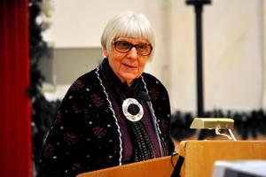 Annbritt Grünewald (S) tycker att Säters kommun ska tänka nytt när det gäller utseendet på husen i kvarteret Liljan.