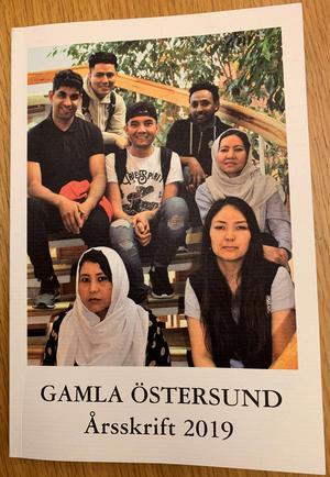 Föreningen Gamla Östersunds årsskrift 2019.