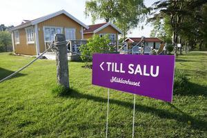 Foto: Erik JohansenMäklarhuset är inne på sitt fjärde år i Gävle.