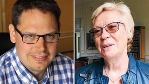 Kommunalrådet Elizabeth Salomonsson försäkrar att hon inte är oberörd av att vissa känner sig hårt drabbade av politiska beslut som den utvidgade VA-planen –  men hon anser inte att man kan ändra ett taget fullmäktigebeslut.