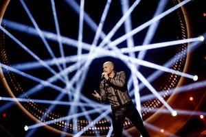 Martin Stenmarck deltog i årets melodifestival med låten