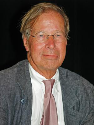 Den nu framlidne amerikanske filosofen och vänsterliberalen Ronald Dworkin 2008.    Foto: David Shankbone