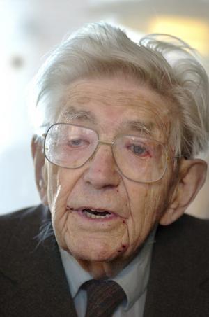Allan Klingberg 100 år