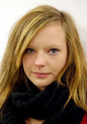 Lucia. Josefine Kuusisto blir årets ljusdrottning i Hällefors.