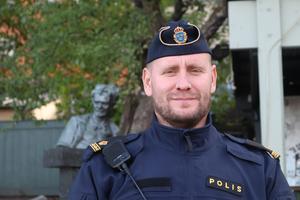 Victor Adolphson ligger bakom twitterkontot YB Södermalm. Foto: Southside stories