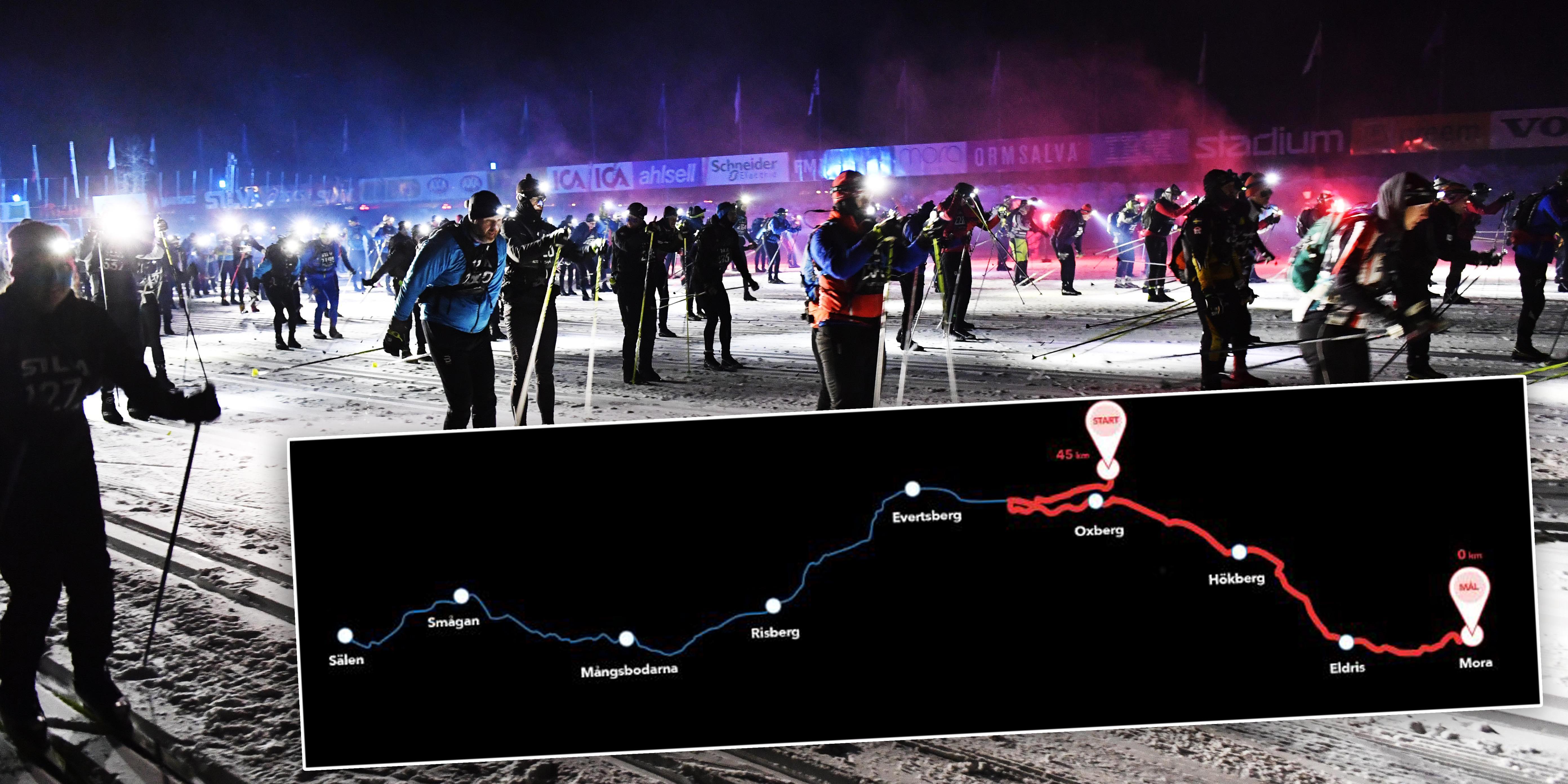 """Vasaloppet lanserar nytt lopp: """"Är många som efterfrågat möjligheten"""""""