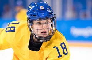 Anna Borgqvist var missnöjd och besviken efter Damkronornas förlust mot Finland. Foto: Petter Arvidson / BILDBYRÅN.