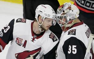 Oliver Ekman-Larsson är uttagen till NHL:s all star-match.