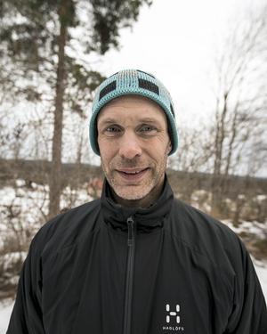 Mattias Ahlstedt, ordförande Naturskyddsföreningen Dalarna. Foto: arkiv