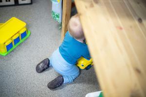 Barn på förskola. Foto: Håkon Mosvold Larsen/TT