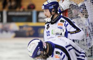 Martin Andreasson laddar för SM-final.