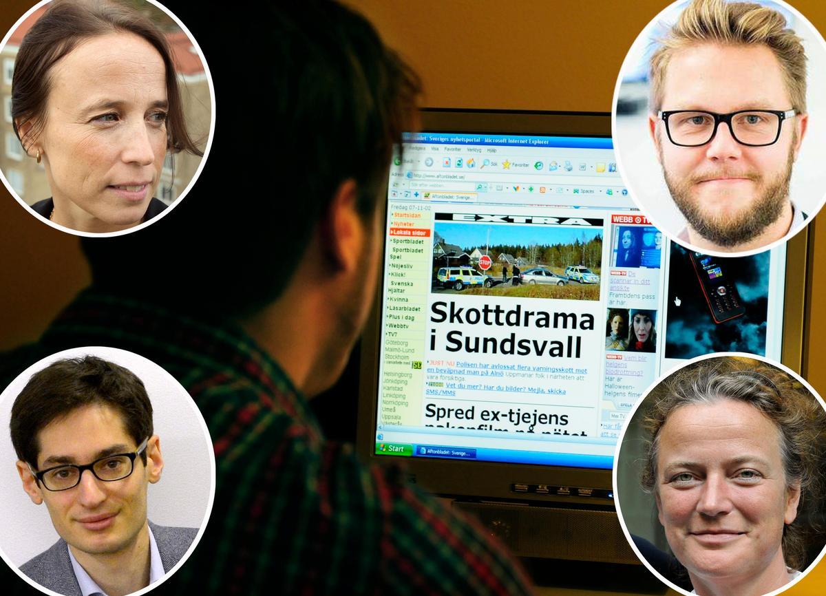18462cede31 DEBATT: 39 mediechefer: Ta inte pressfriheten för given – den höga momsen  på digital journalistik kan ge fler obevakade områden