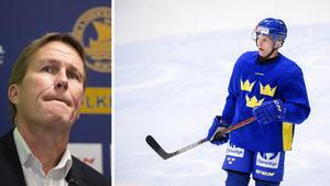 Tidigare Skövdespelaren uttagen till Ishockey-VM – här är hela Tre Kronors trupp