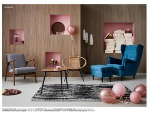I samband med att Ikea firar 75 år släpper de tidigare klassiker från olika tidsepoker på nytt. Först ut är 50- och 60-talet 9 augusti.