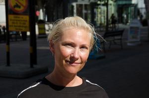 Susanne Lagergren, 39 år, entreprenör, Söråker: