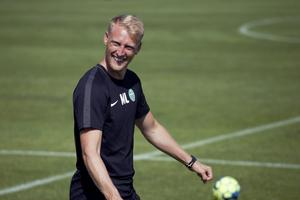 Markus Lindberg, assisterande tränare VSK.