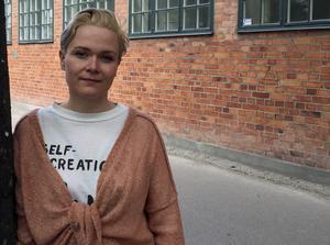 Anna Törrönen är projektledare på konstföreningen Ytan.