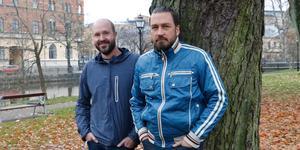 Det finns hjälp att få, lovar de två socionomerna Bernard Landh och Thomas Göth, som jobbar hela dagarna med ungdomar som fastnat i drogernas grepp.