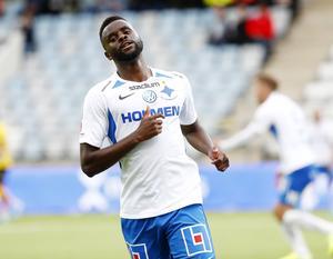 Sema har noterats för fyra matcher i Allsvenskan med Norrköping sedan flytten från Sundsvall. Bild: Stefan Jerrevång/TT.