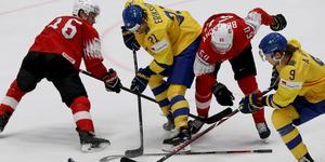 Tre Kronor vann igen i VM.