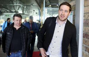 Patrik Klüft kommer senast från två år i Östersunds IK.