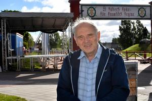 Ulf Hållmarker har besökt Mindouli flera gånger då han är med i Hälso- och sjukvårdsgruppen inom Equmeniakyrkan där han utfört flera utvärderingsuppdrag i dessa frågor. Arkivbild: Nisse Schmidt
