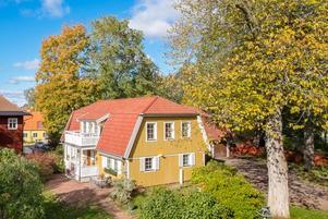 Villavägen 18B. Foto: Länsförsäkringar Fastighetsförmedling Borlänge