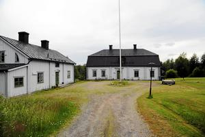 Konferensanläggningen i Gålsjö Bruk.