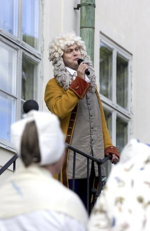 Fjärde året. Det är fjärde året i rad som de historiska festdagarna Falun Då arrangeras. Under festdagarna väntar upplevelser för både stora och små.