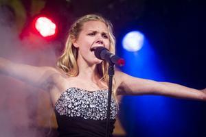 Evelina Jonsson från Ljusne vann inte Stjärnskottet, men fick omdömet