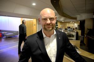 Anders Edvinsson valdes på Socialdemokraternas medlemsmöte till ny vice ordförande i kommunstyrelsen.