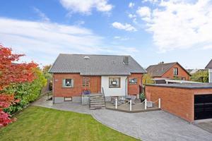 Villan på Sörbyallén var tvåa på listan över de mest intressanta objekten på hemnet.se förra veckan.