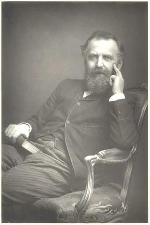 William Thomas Stead 1881. Foto: Okänd