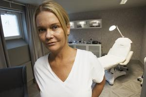 Jeanette Svedberg är legitimerad sjuksköterska och har jobbat många år på öron- näsa- halskliniken på Gävle sjukhus.