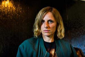 Marit Sahlström återkommer med en ny berättelse om människor i kris. Foto: Jan-Åke Eriksson