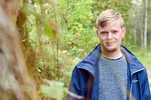 Christoffer Landgren har tidigare främst jobbar för smålandstidningar.