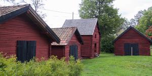 De kulturhistoriskt värdefulla byggnaderna vid Tärna Bygdegård ska bevaras genom ett nytt projekt.