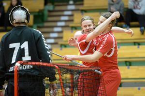 Rasmus Nilsson och Erik Rhodin gjorde två mål vardera när kraftfulla Granlo slog tabellfyran Djurgården.
