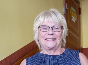 Marit Holmstrand (S) fattade beslutet i egenskap av ålderspresident.