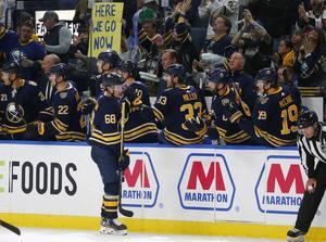 Fem mål och två målgivande passningar har det blivit hittills för Victor Olofsson den här säsongen. Bild: Jeffrey T. Barnes/AP/TT