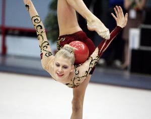 År 2006 vann Therése Larsson svenska mästerskapen i rytmisk gymnastik för tredje året i rad. Innan hon valde att sluta hade hon kammat hem inte mindre än åtta raka SM-guld.