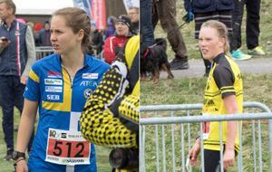 Lisa Risby, OK Kåre, och Tove Alexandersson, Stora Tuna är två av de uttagna till VM i Lettland.